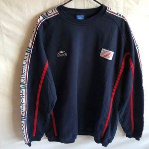 Vintage Atletica sweat suit